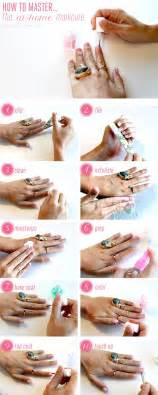 how to do manicure at home step by step apps directories