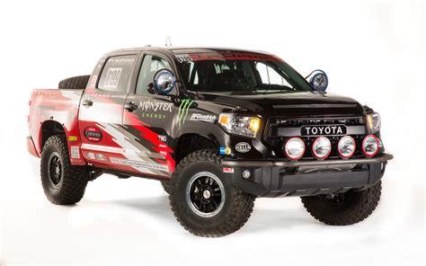 toyota trd tundra race truck news acurazine acura
