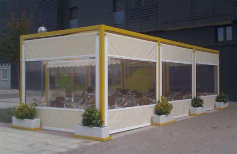 carpas para terraza de bar