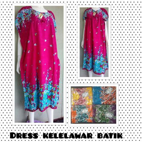 Daster Kelelawar Daster Lowo daster batik kelelawar jumbo dress lowo rayon adem grosir