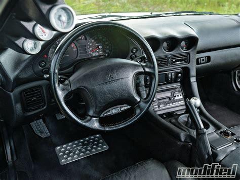 3000gt Vr4 Interior by 1999 Mitsubishi 3000gt Vr4 Porsche Modified