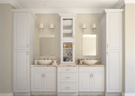 ready  assemble bathroom vanities cabinets  rta store