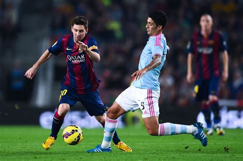 barcelona vs celta vigo fc barcelona v celta vigo la liga zimbio