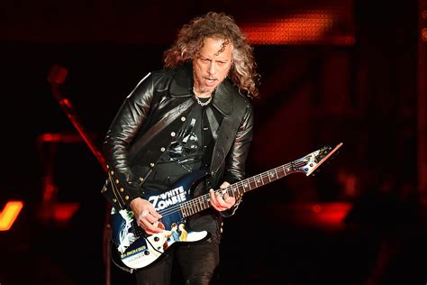 kirk hammett metallica s kirk hammet sees more big 4 shows in the future