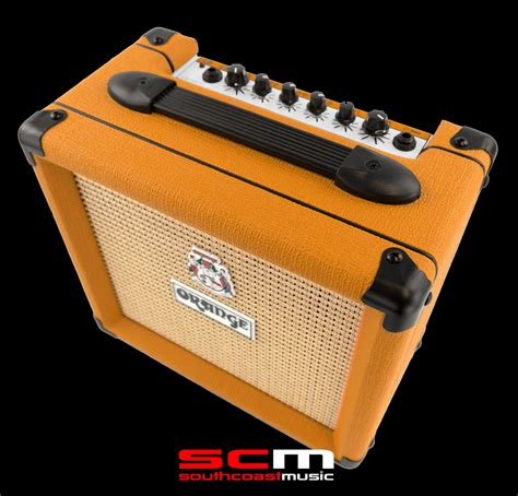 orange crush 35 rt combo lifier south coast