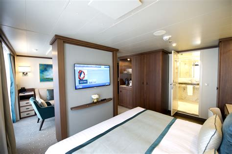 in suite p o cruises from the uk