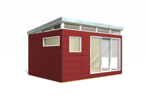 Shed R Kit by Prefabricated Shed Kit Modern Shed Kit 12 X 16