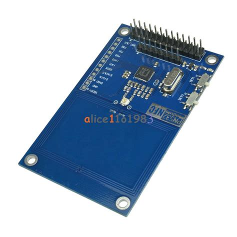 Mfrc522 Rfid Reader Module Contactless For Arduino Raspberryi Pi pn532 nfc precise rfid ic card reader module 13 56mhz for arduino raspberry pi