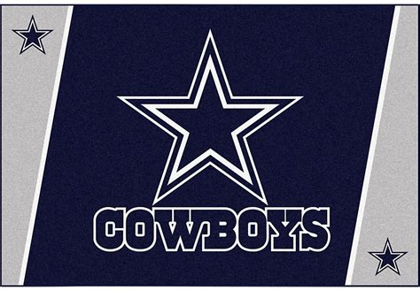 dallas cowboys rug nfl big dallas cowboys 5 x 8 rug rugs