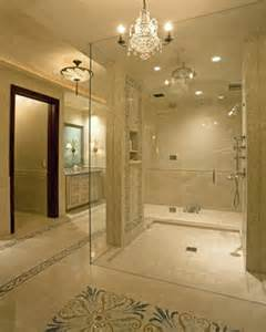 Where Do Interior Decorators Shop Elegant Master Bathroom