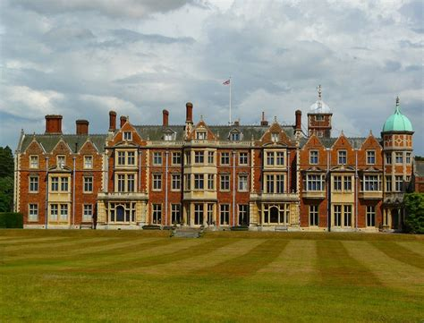 sandringham estate in norfolk sandringham estate sandringham norfolk castle pinterest