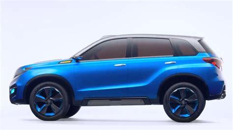 suzuki iv4 blue color indian autos