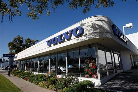 volvo dealers interested  selling geely models
