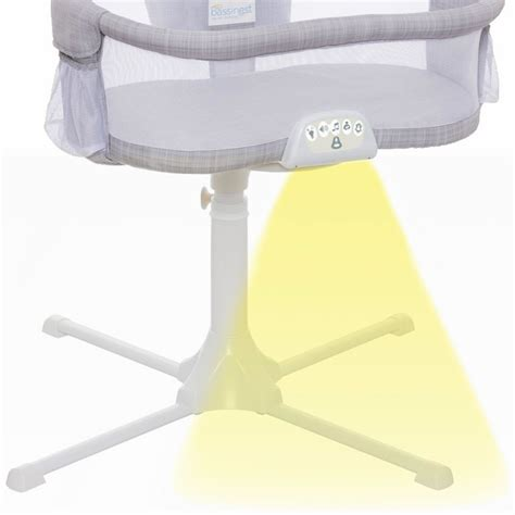 Toddler Light Sleeper by Halo Bassinest Luxe Plus Swivel Sleeper