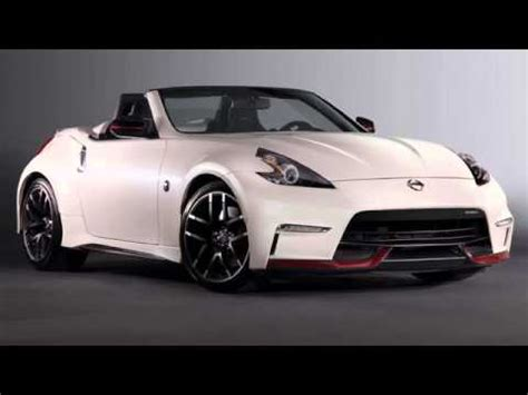 2017 nissan 370z convertible 2017 nissan 370z roadster youtube