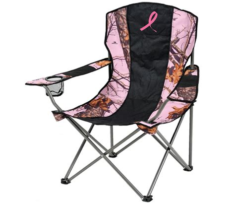Pink Camo Cing Chair by Camo Breast Cancer