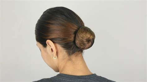 military bun for women how to make a military bun 13 steps with pictures wikihow