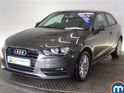 Second Hand Audi A3 by Used Audi A3 For Sale Second Hand Nearly New Cars