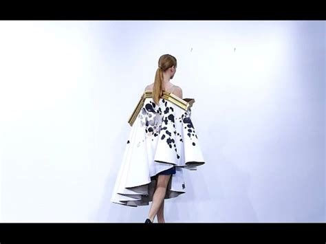 Of The Blogs Viktor Rolf Vogues 90th And Jimmy Choo by Viktor Rolf Create Dresses That Are Made Out Of Framed