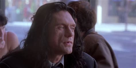 The Room wiseau try to escape the room screen rant