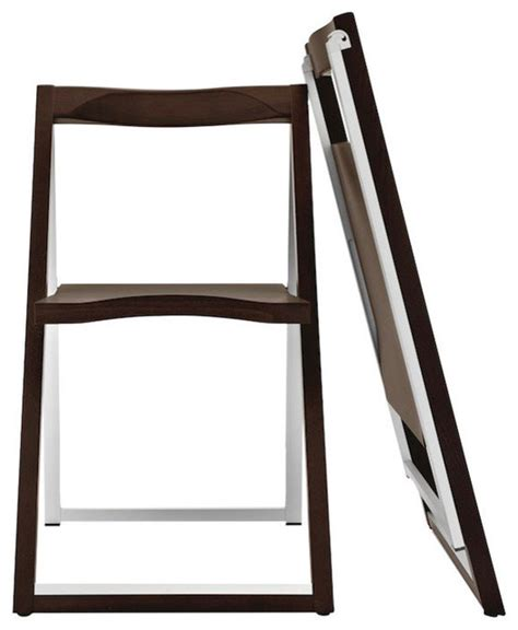 shop houzz calligaris skip folding chair armchairs and