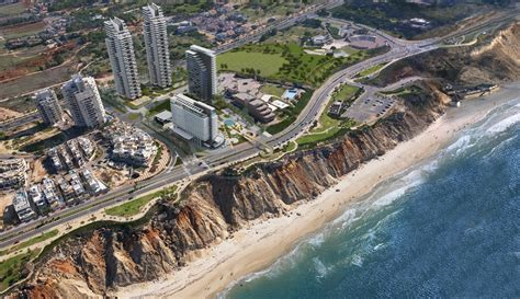 2 Bedroom Apartments by New Project Quot Lagoon Quot In Netanya Real Estate In Israel