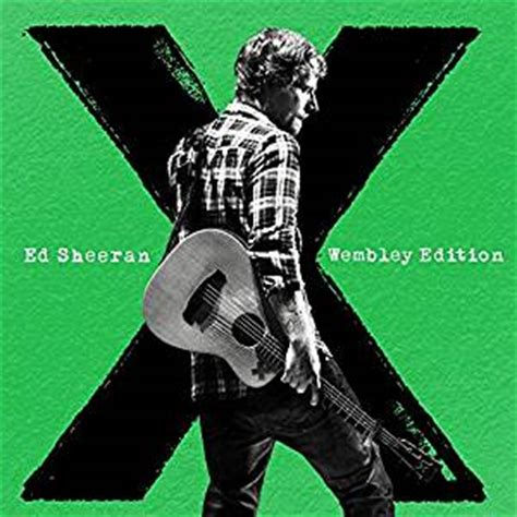 ed sheeran english rose free mp3 download x wembley edition cd dvd by ed sheeran amazon co uk