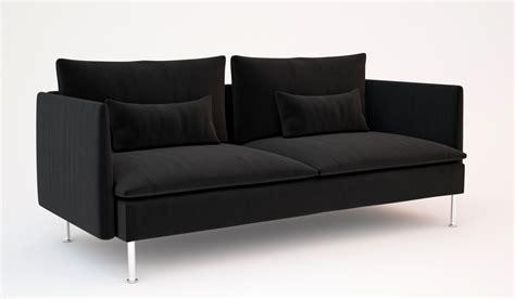 ikea söderhamn sofa ikea soderhamn sofas 3d models cgtrader com