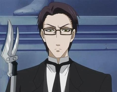 T Anime Character by William T From Black Butler