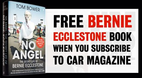 biography book awards bernie biography shortlisted for book award by car magazine