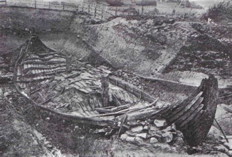 viking longboat excavations the truth behind the ark