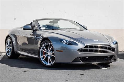 Aston Martin Pre Owned by Pre Owned 2014 Aston Martin V8 Vantage Roadster