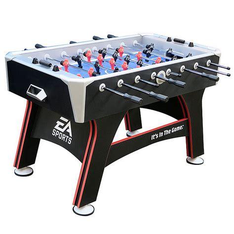 sport foosball table 56 quot ea sports foosball table