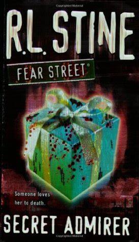 the secret bedroom rl stine secret admirer fear street 36 by r l stine reviews