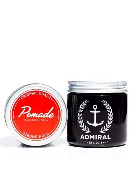 Pomade Admiral admiral supply co classic waterbased pomade admiral