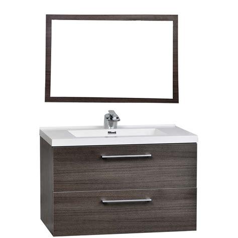 Bathroom Vanities Tn by 33 5 Quot Wall Mount Bathroom Vanity Mirror Set