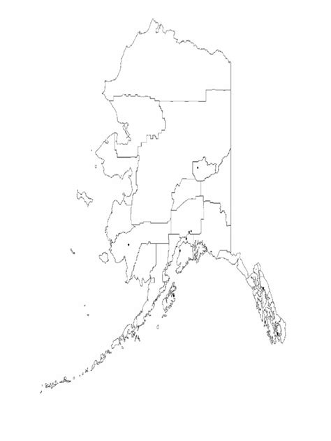 blank city map template alaska map template 8 free templates in pdf word excel