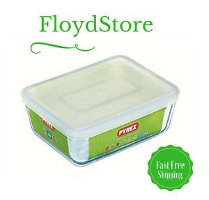 Pyrex Microwave Hello pyrex rectangular borosilicate glass dish with plastic lid