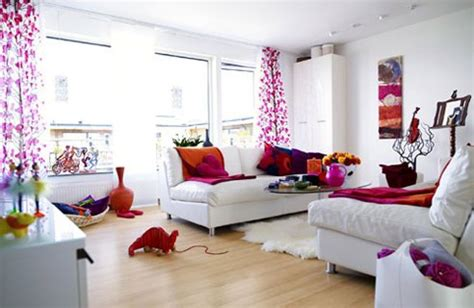 display home interiors display beautiful home interior design with pink living
