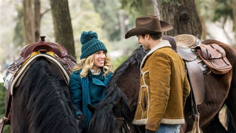 film cowboy recent 12 new movies of christmas 2014 hallmark channel