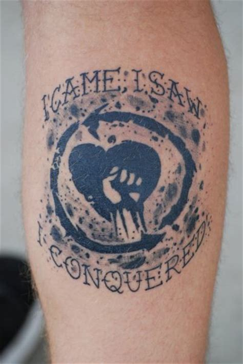 rise against tattoos rise against