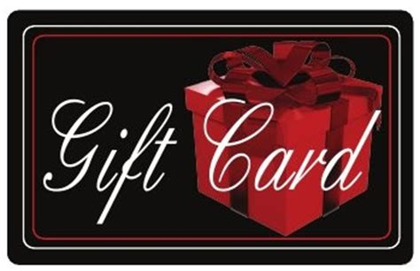 Generic Gift Cards - school store point of sale