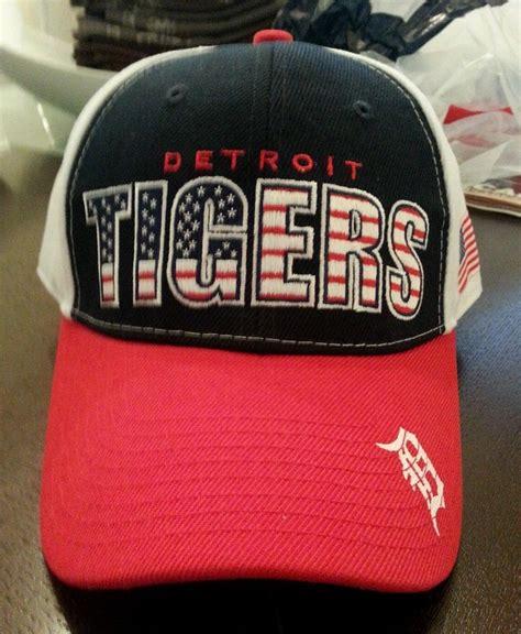 Detroit Tigers Giveaways - july 4 2015 detroit tigers vs toronto blue jays patriotic tigers hat