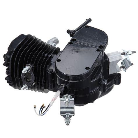 80cc Bike Engine by Black 80cc 2 Stroke Engine Motor For Motorized Bicycle