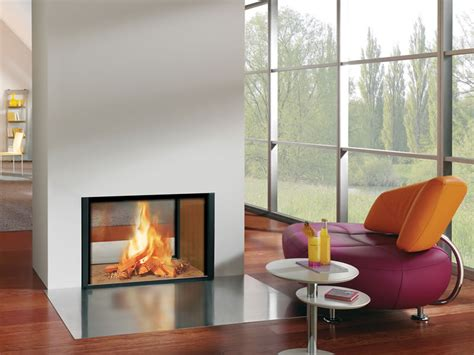 free standing contemporary electric fireplace