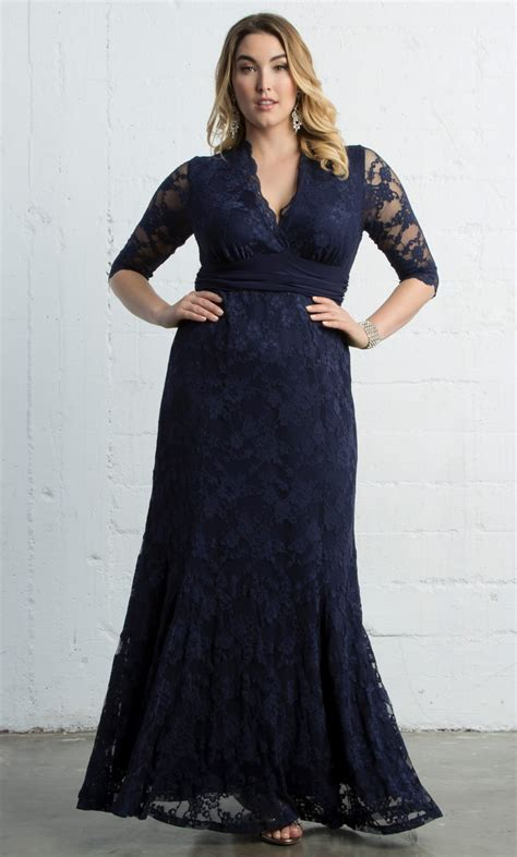 the best plus sized evening gowns plus size special occasion dress kiyonna s plus size
