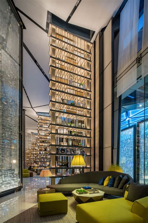 27 Photos Inside The New InterContinental Beijing Sanlitun