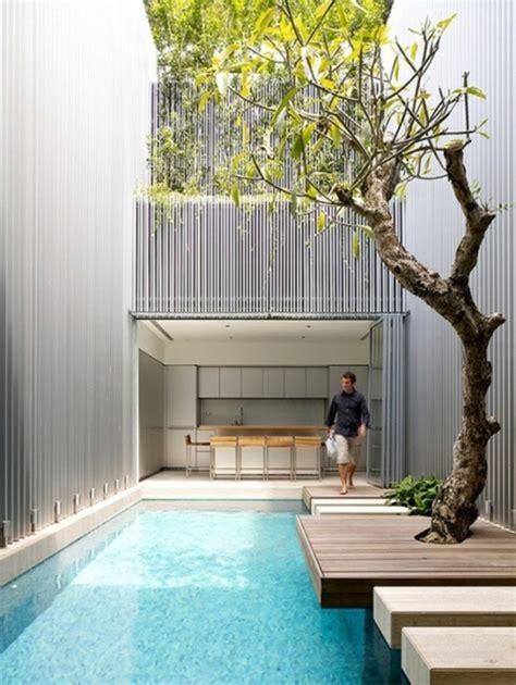kleiner pool für garten garten design baum