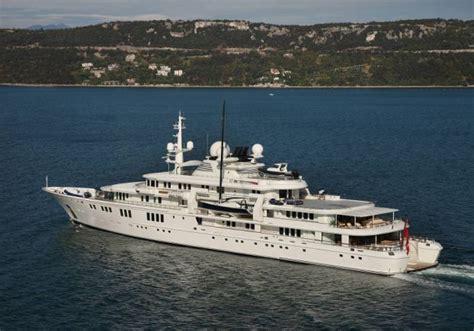 yacht tatoosh layout photos le top 10 des plus grands yachts au large de la
