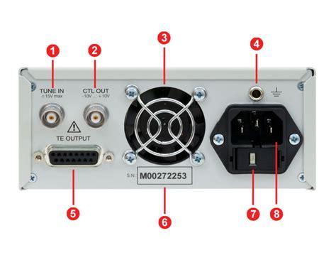 laser diode temperature controller 12 w laser diode temperature controllers